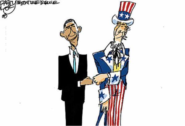 Obama&Sam