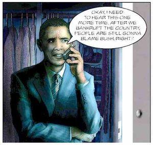 ObamaCloseted