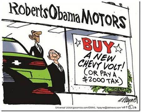 RobertsObamaMotors